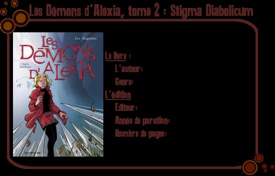 les démons d'alexia 2