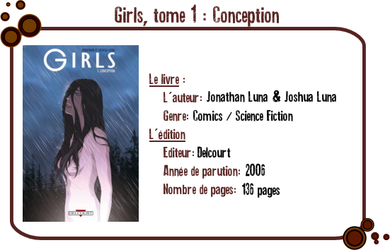 Girls, tome 1